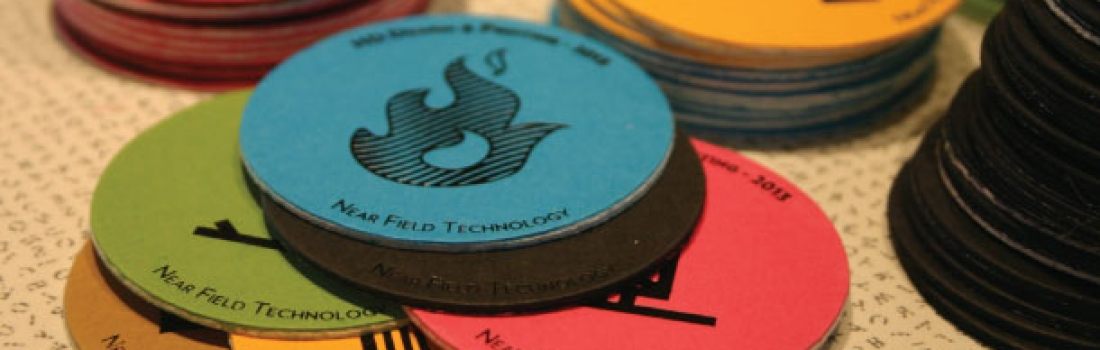 Printing Integration with NFC inlays